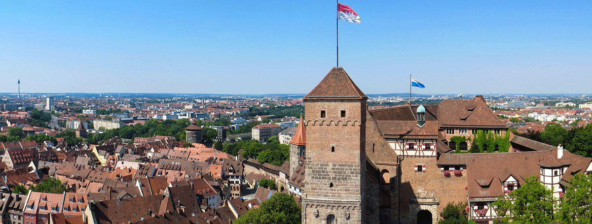Umzug in Nürnberg