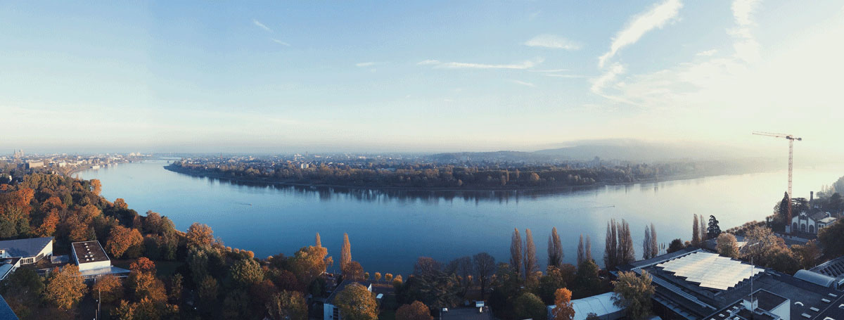 Umzug in Bonn