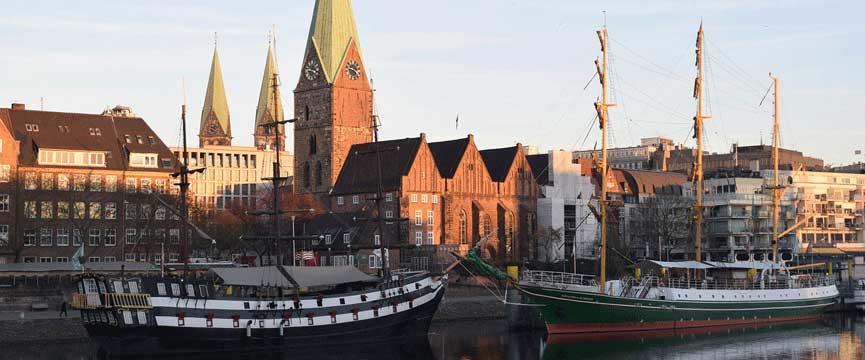 Umzug in Bremen