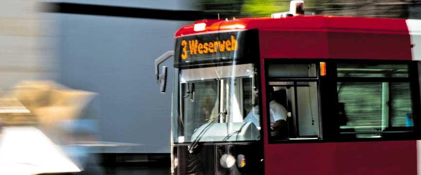 Bus in Bremen