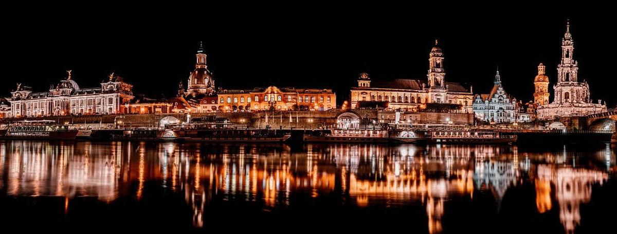 Umzug in Dresden