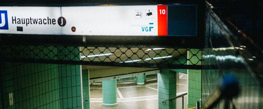 Frankfurt Ubahn