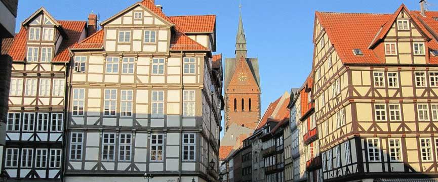 Umzug in Hannover