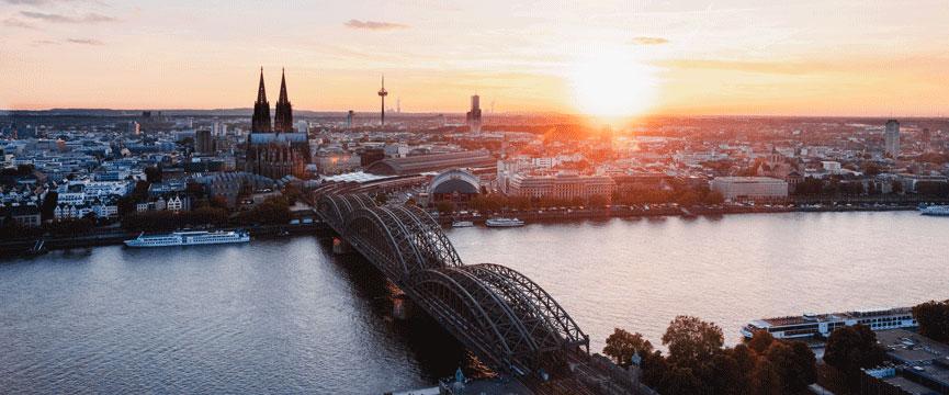 Umzug in Köln