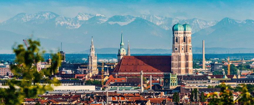 Umzug in München