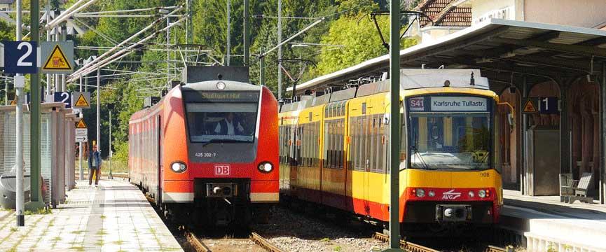 Stuttgart Züge